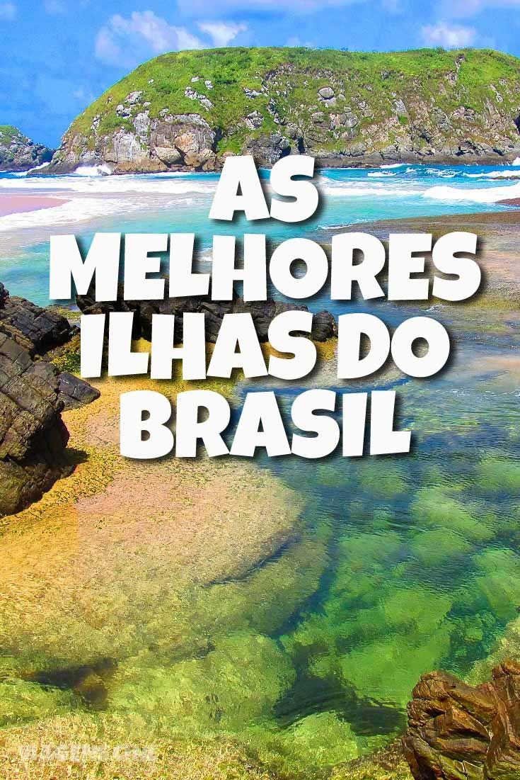 As Melhores Ilhas do Brasil: confira uma lista das ilhas que são uma tradução do paraíso no litoral brasileiro