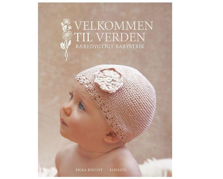 Velkommen til verden af Erika Knight - Strikkepinden.com
