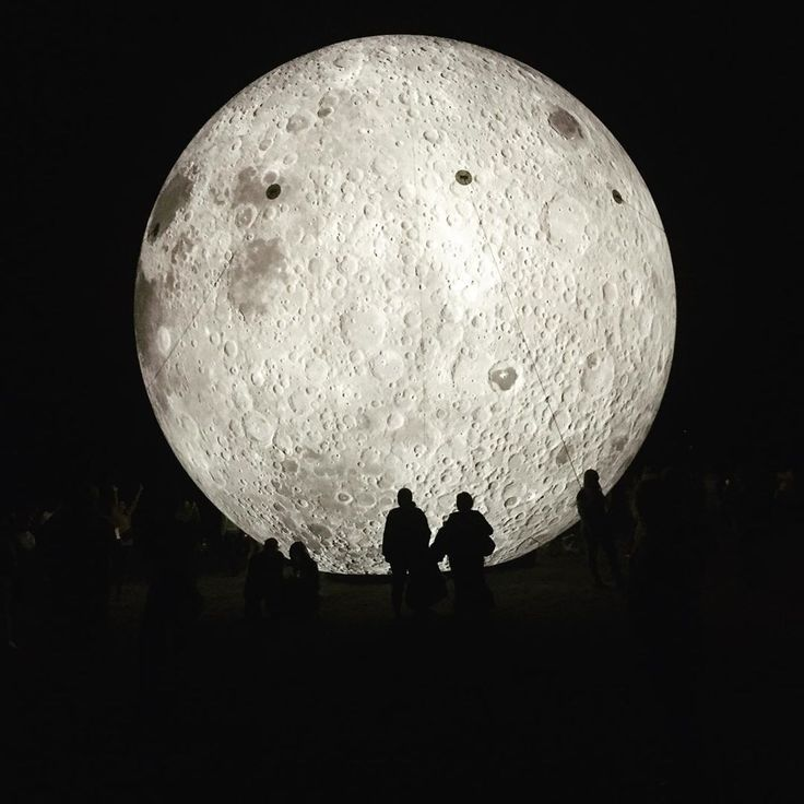how big is the moon - 736×736