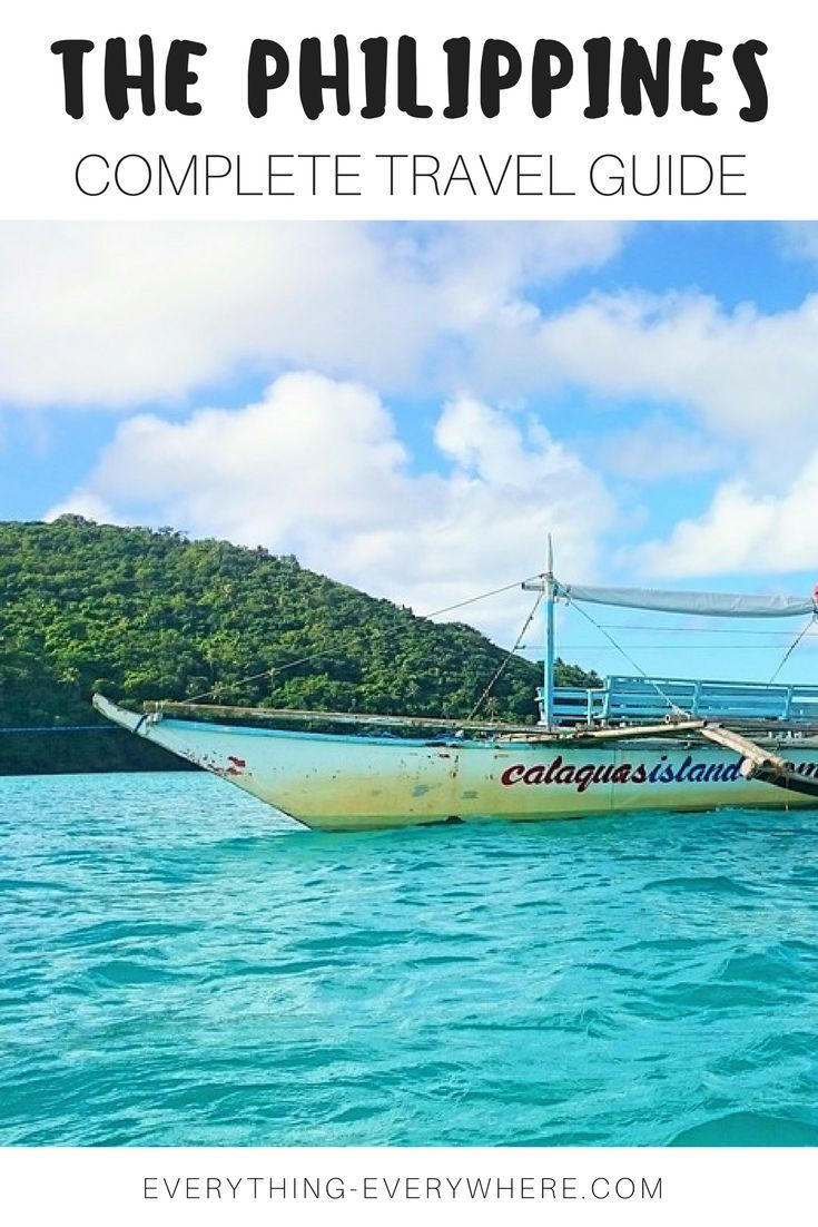 Practical travel tips for visiting The Philippines, including must visit destinations such as Palawan, Boracay, and the Rice Terraces of Banaue + information on airports, wifi, visas & currency. Best of travel in Southeast Asia.   Everything Everywhere