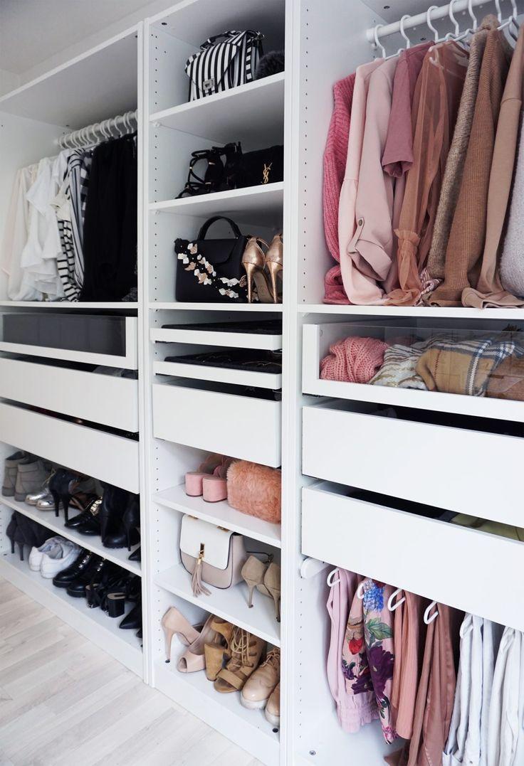 Interior Mein Begehbarer Kleiderschrank Best Closet