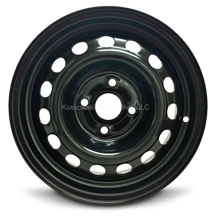 New Steel Wheel fits Hyundai Accent 529101R005, 529101G100 14 inch Rim 06 16  #RoadReady