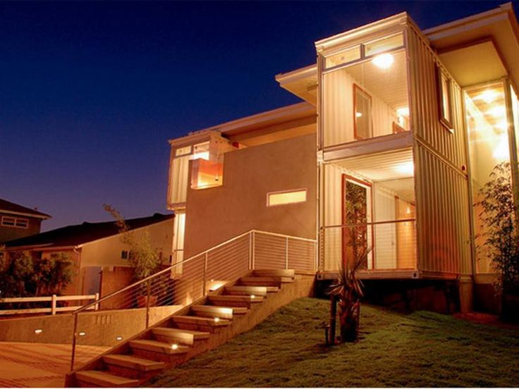 Simple Storage Container Homes Design Ideas ~ Http://lovelybuilding.com/ Advantages