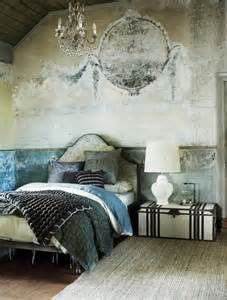 Rustic, Chic, Turquoise → Grey Turquoise Bedroom