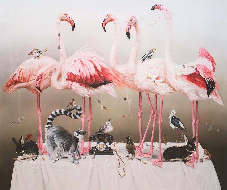 Flamingo Strand Victoria