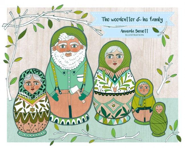 Amanda Burnett Illustration
