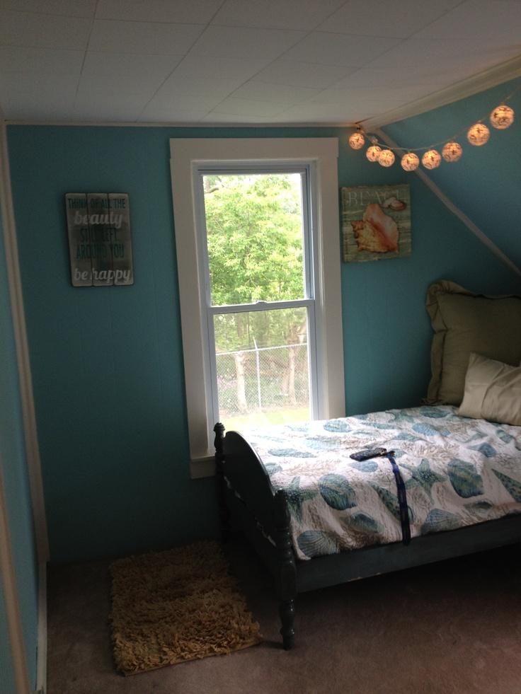 Beach Theme Bedroom Rooms Pinterest