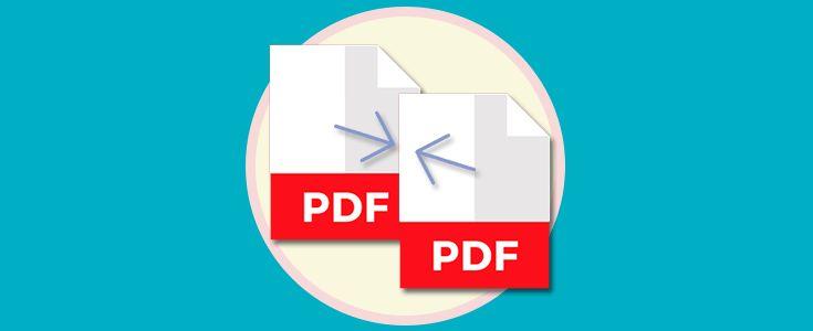 Formas para unir y combinar archivos PDF en uno solo tanto en Windows como en Mac fácilmente.