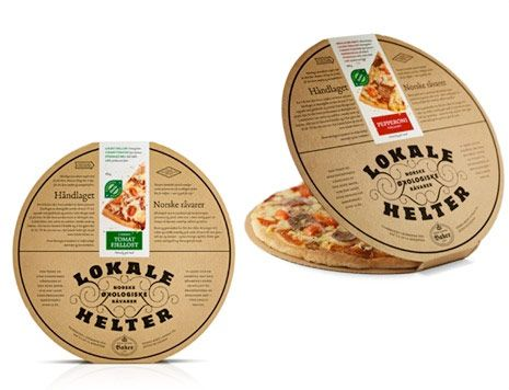Creative and Beautiful Package Designs for pizza #pizzapackagingideas