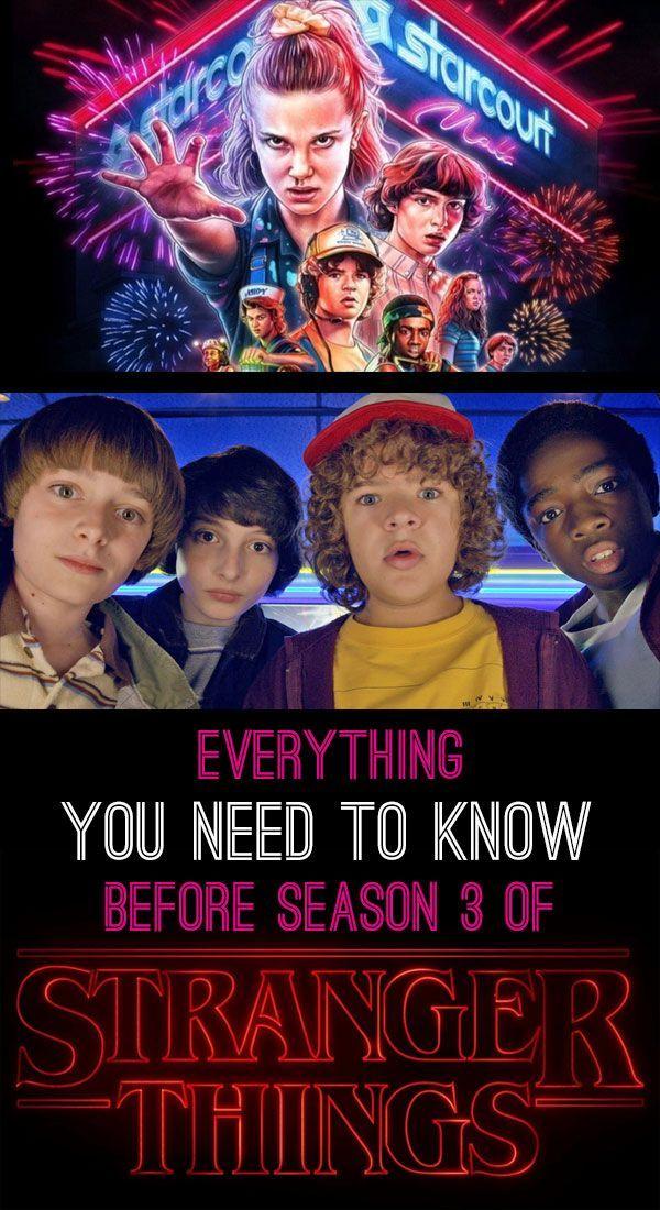 Stranger Things Season 3: Get Ready With This Recap
