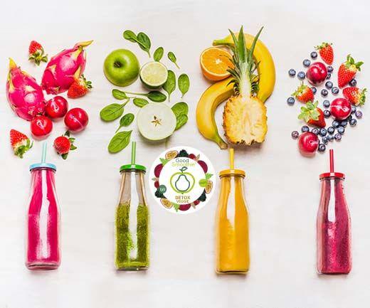 Detox-Kur zur Entgiftung im Alltag. Wer im Alltag nebenher seinen Körper entgiften möchte, sollte auf ein paar Dinge achten . . . www.good-smoothie.de/blog