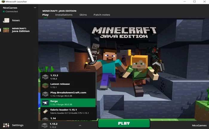 How To Install Minecraft Forge Minecraft Forge Installation Minecraft
