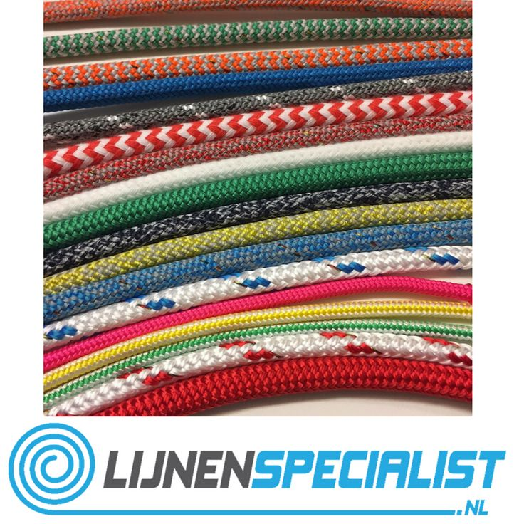 Touwwerk koop je bij de Lijnenspecialist #touwwerk #touwenwinkel #lijnenspecialist #dyneema #lijnen #touwen #touw #winkel #webshop #zeilen #architectuur #amsterdam