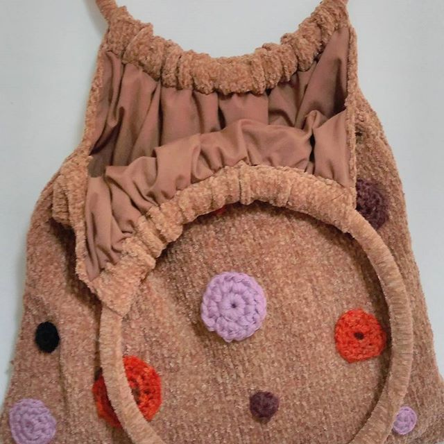 #örgüçanta #elyapimi #elişi #kahverengi #canta #yarnbag #unique #unikat #tasche #handcrafted #hippie #gypsy #boho #bohem #etnic #otantik #tek #handarbeit