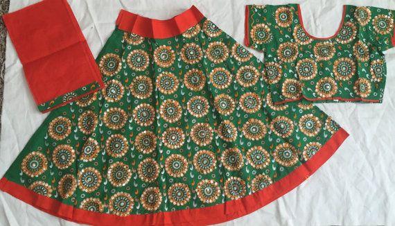 Indische Chaniya Choli traditionellen indischen von ReallySoCute
