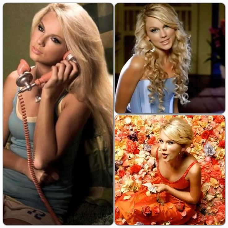 Young Taylor Swift. So perfect!