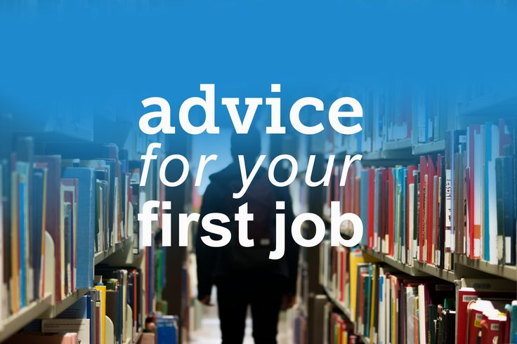 If you're hunting for your first job, this article has some good guidelines to help you in applying for a job