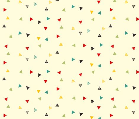 thermos triangles fabric by heidi kenneyCustom Fabrics, Triangles Heidikenney, Thermos Triangles, Spoonflower, Fabrics 18 Yd, Custom Wallpapers, Triangles Fabrics, Triangles Wallpapers