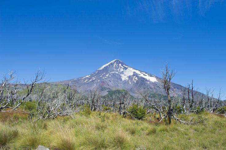 Volcan Lanin by Alejandro Acuna on 500px