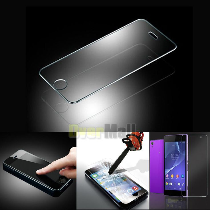 Premium Tempered Glass Film Screen Protect For Cellphone Mobile Phone  | eBay