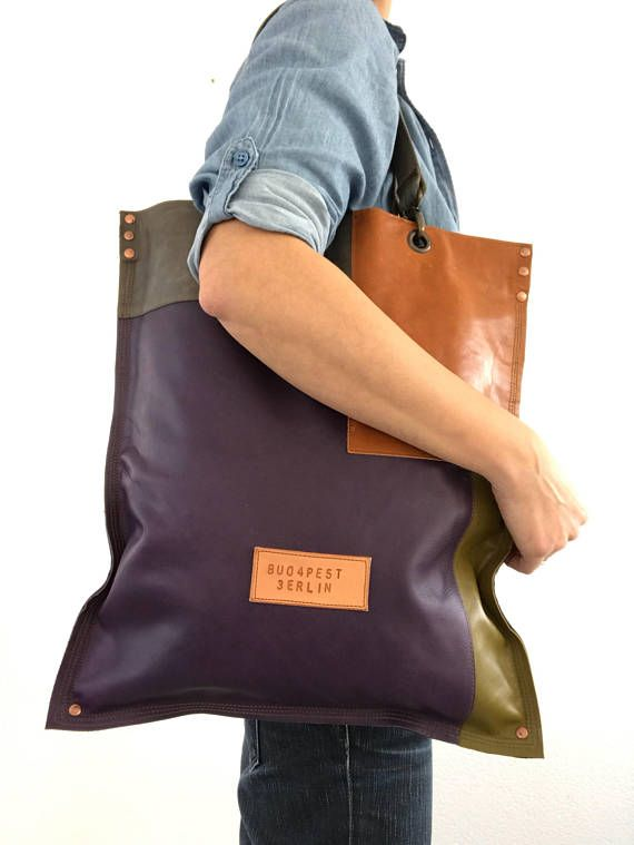 Hey, I found this really awesome Etsy listing at https://www.etsy.com/listing/501579152/leather-tote-bag-multicolor-leather-tote