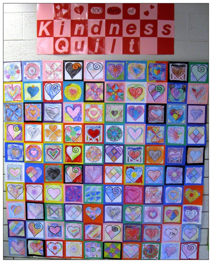 Classroom Paper Quilt Ideas ~ Best images about artsy on pinterest ice chalk