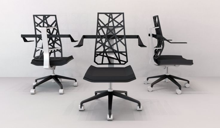 Black Mamba  Office chair.
