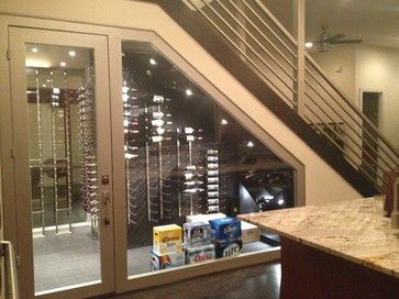 35 Best Under Stairs Wine Cellars Images On Pinterest