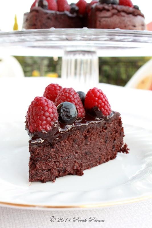 vegan chocolate cake | food | Pinterest