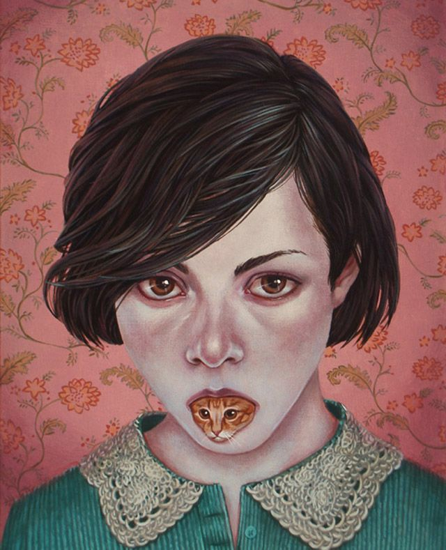 Casey WeldonCat, Casey Weldon, Caseyweldon, Illustration, Art Prints, Rocks Posters, Wigs, Portraits, New Art
