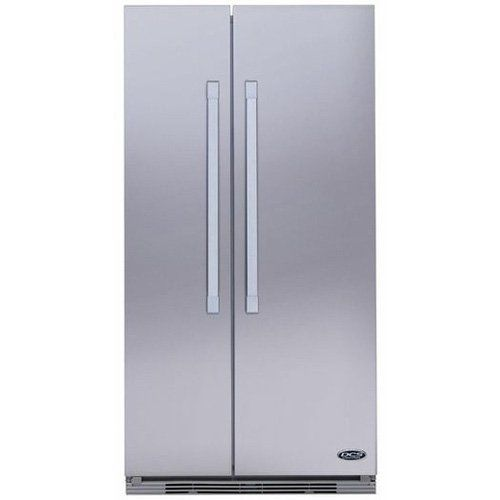 Buy DCS RX215VJX1 21.5 Cu. Ft. Stainless Steel Counter Depth Side-By-Side Refrigerator online | Trusted Since 1951
