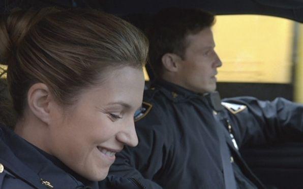 6. Eddie can't help but smile when Jamie speaks.