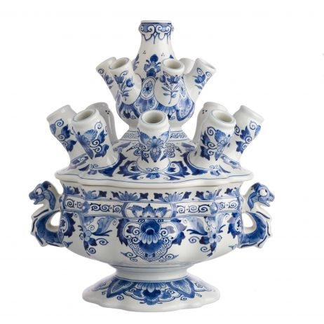 Porcelene Fles Delft