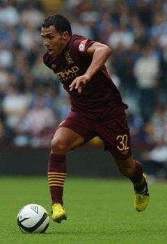 Carlos Tevez has much to prove for Manchester City in 2012-13