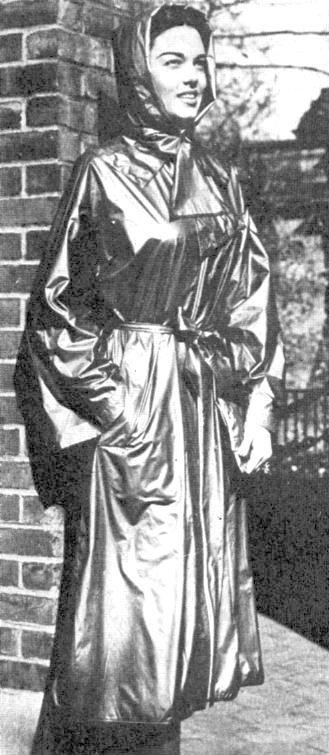 Capes Mackintoshes Regenbekleidung