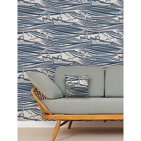 Buy Mini Moderns Whitby Wallpaper Online at johnlewis.com