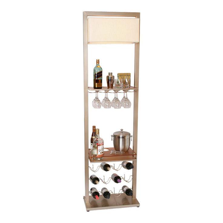 Van Teal 703162WR Bacchus Wine Rack Lamp | ATG Stores
