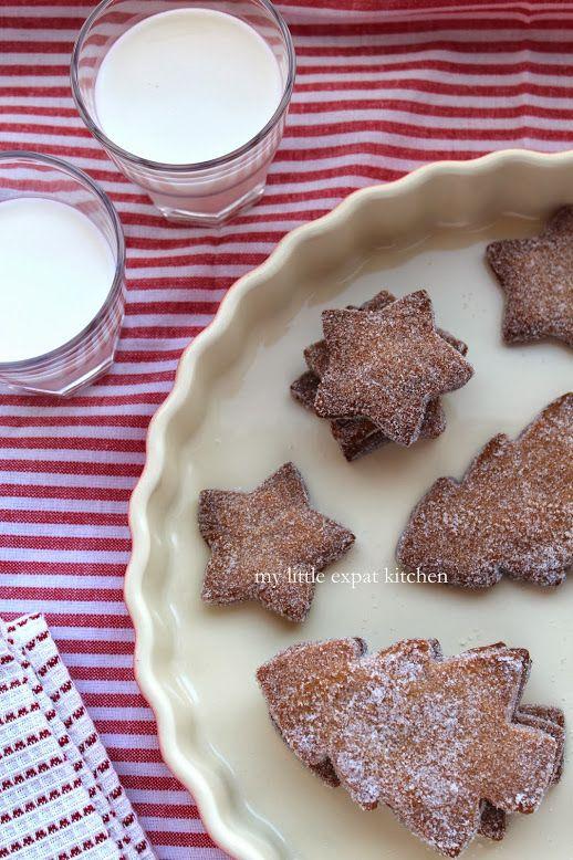 My Little Expat Kitchen in Greek: κουλουράκια και μπισκότα