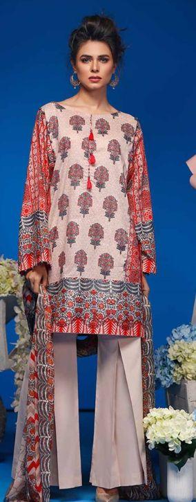 Warda Lawn Latest beautiful pakistani dresses Of Ladies Dresses 2017-18 #beautifulpakistanidresses