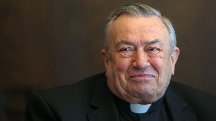 Kardinal Karl Lehmann 2014