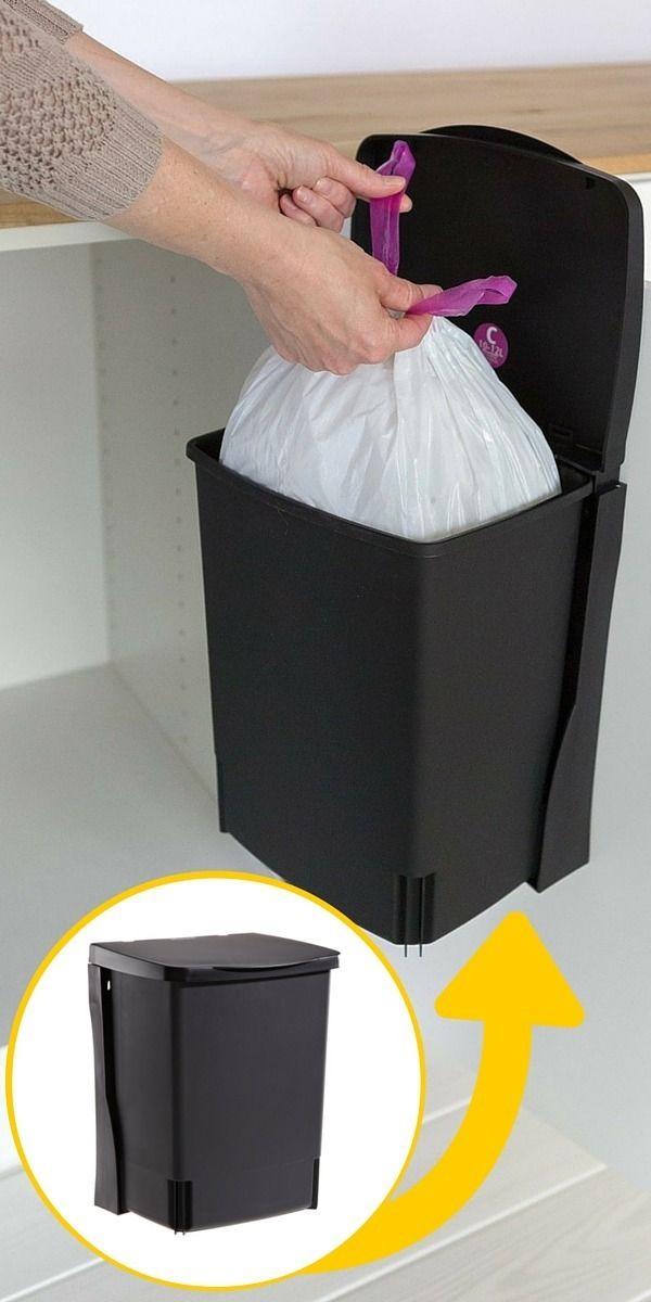 Les 25 meilleures id es concernant poubelle pas cher sur - Petite poubelle de cuisine ...