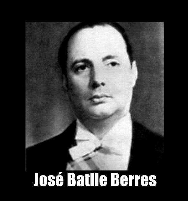 Luis Batlle Berres (Montevideo, 26/11/1897 – 15/07/1964) fue un político y periodista uruguayo. Presidente del Poder Ejecutivo (2/08/1947 - 1/03/ 1951) Tataranieto de inmigrantes catalanes oriundos de Sitges, e hijo de Luis Batlle y Ordóñez con su primera esposa de ascendencia irlandesa, Petrona Bayrres. Tuvo tres hijos con su esposa, Matilde Ibáñez Tálice (1907-2002): Jorge Luis (ex Presidente), Luis César y Matilde Linda.