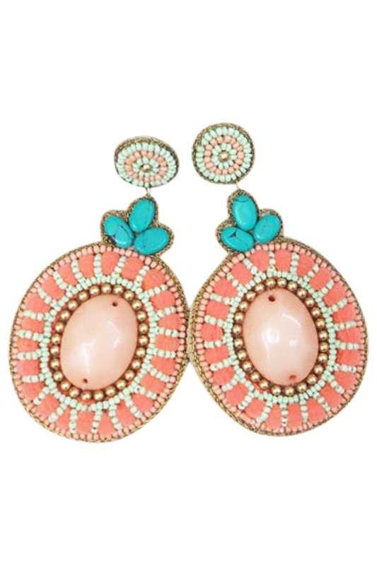 Eb & Ive - Ra Ra Earring Tutti