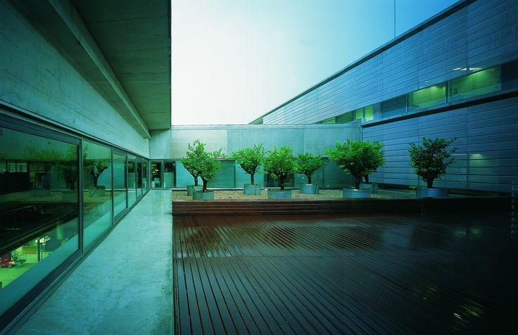 Edificio Ericsson Zamudio