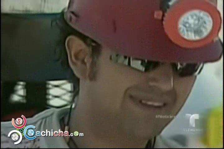 Alemana Dice Que Se Enamoró De Uno De Los 33 Mineros De Chile Al Verlo Salir En Televisión Y Ya Se Casó Con Él #Video