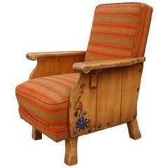 Adorable Monterey Period Side Chair, Seating, Antique Monterey, Rancho And  California Furniture/Lighting At Revival Antiques
