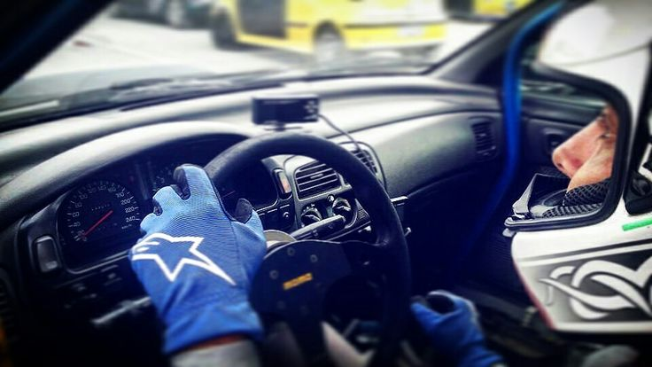 Subaru impreza gc8 racing