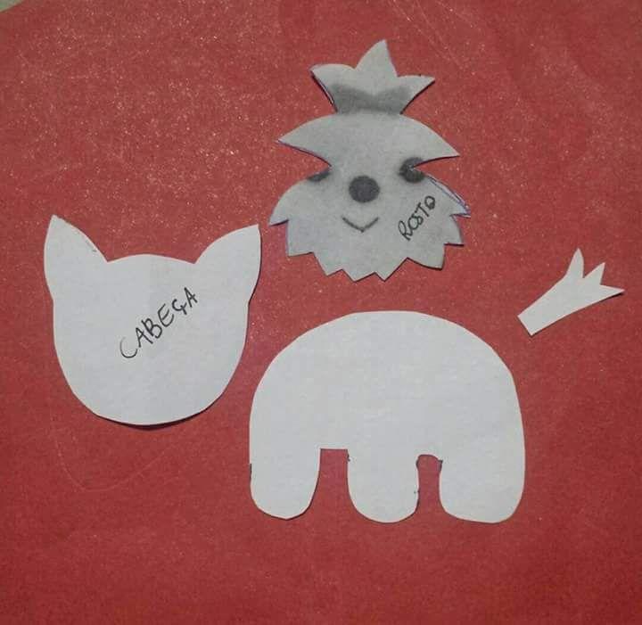 Elabora esta hermosa corona con cachorritos de fieltro. Materiales: Fieltro en color: rojo, blanco, camello, café, gris, negro y verde. Un aro de unicel o cartón. Aguja e hilos en los colores de cada cachorro. Guata o cualquier otro material para rellenar. Ojitos plásticos. Procedimiento: Imprime los moldes y transfiere a la tela que corresponda. …