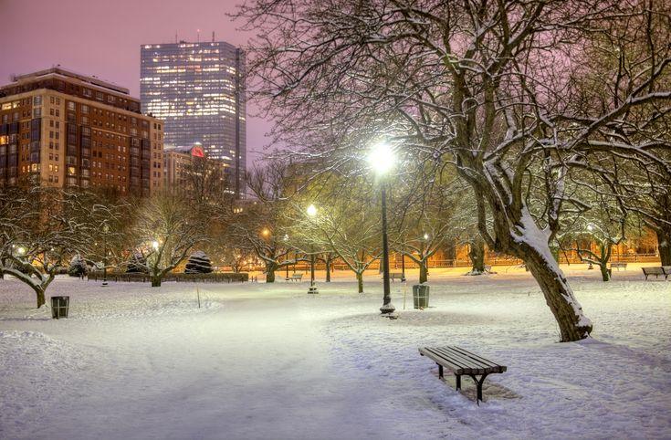 Invierno en Nueva Inglaterra: Boston fotógrafo |  Boston Fotos |  Fotografía urbana |  La fotografía de viajes |  Boston | Boston Fotos de masas |