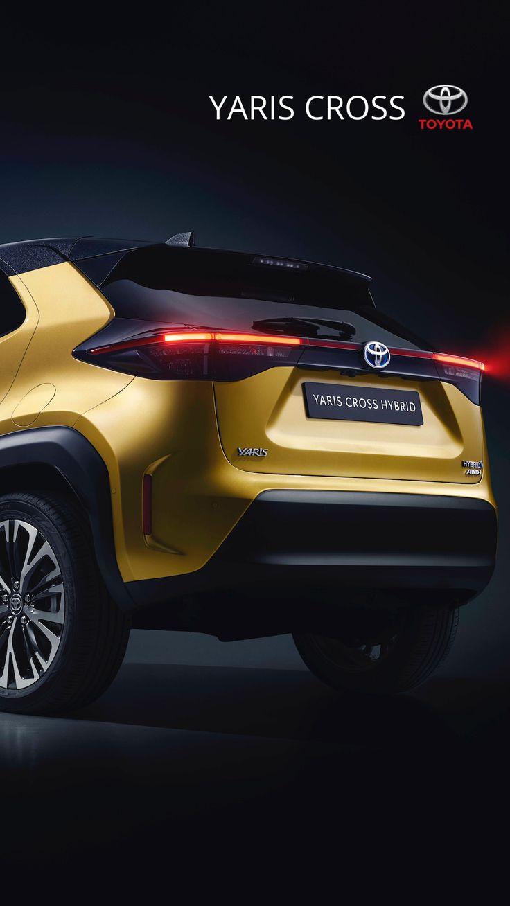 Toyota reveals allnew Yaris Cross compact SUV in 2020